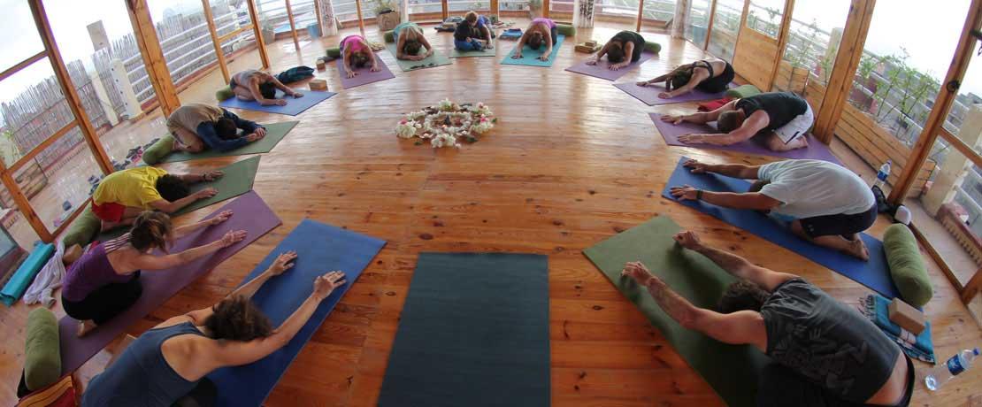 yoga l'isle jourdain
